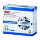 Lite-On 20x DVD+RW/-RW LightScribe, Black Retail