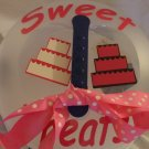Large Personalized Cake/Pie Plates Keepers