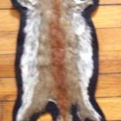 Have Small Mammal Fur Alum Tanned for Rug or Wall Decor use