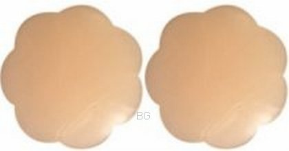 Silicone Nipple Covers Gel Petals