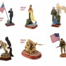 *REDUCED*  Limited Edition American Heroes™ by Vanmark®