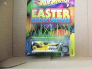 Hot Wheels Airy 8 Easter