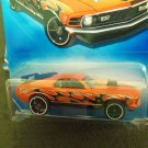 Hot Wheels Mustang Mach 1 2009 Rebel Rides