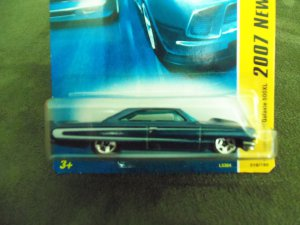 Hot Wheels 1964 Ford Galaxie 500XL 2007 New Models