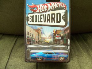 Hot Wheels Boulevard 70 Ford Torino