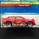 Hot Wheels Classics Game Series Ecort Rally UNO