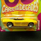 Hot Wheels Cars of the Decade 69 Camaro