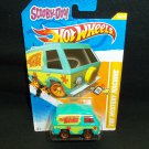 Hot Wheels The Mystery Machine Scooby Doo 2012 New Models