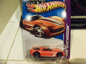 Corvette Stingray  Wheels on Categories   Hot Wheels   Hot Wheels 2013  37