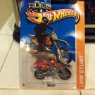 Hot Wheels 2013 HW 450 F Moto Stunt