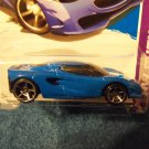 Hot Wheels 2013 Lotus M250 HW Showroom 171/250 Blue