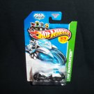 Hot Wheels 2013 Max Steel Motorcycle Future Fleet 58/250