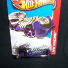 Hot Wheels 2013 Skull Crusher 141/250 HW Racing Purple
