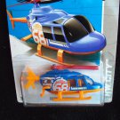 Hot Wheels 2013 Propper Chopper HW City 42/250
