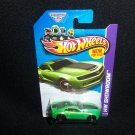 Hot Wheels 2013 Chevy Camaro Special Edition HW Showroom