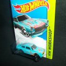 Hot Wheels 2014 Custom V 8 Vega HW Workshop