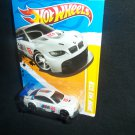 Hot Wheels 2012 BMW M3 GT2 White 5/247 New Models