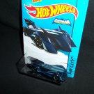Hot Wheels Batman Batmobile 2015 Brave and Bold Black and Blue 63/250 HW City