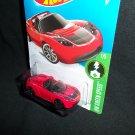 Hot Wheels Tesla Roadster Red HW Green Speed 1/5 241/250 2016 Mattel