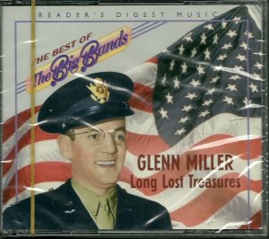 GLENN MILLER: LONG LOST TREASURES (2 CD) Reader's Digest - Big Band MINT
