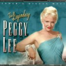 THE LEGENDARY PEGGY LEE (3 CD) Reader's Digest Music Greatest Hits