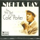 NIGHT & DAY: THE VERY BEST OF COLE PORTER (3 CD) Reader's Digest show tunes.  ON SALE!