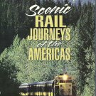 SCENIC RAILWAY JOURNEYS OF THE AMERICAS (3 VHS) Reader's Digest Video Railroad Railway Trains MINT