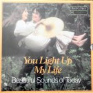 YOU LIGHT UP MY LIFE (8 LP Box Set) Reader's Digest Vinyl Records Romantic Strings MINT