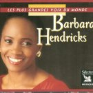 BARBARA HENDRICKS (3 CD) Les Plus Grandes Voix du Monde  Opera Classical (France)