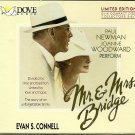 MR & MRS BRIDGE (6 CD Audio Book) Performed by Paul Newman & Joanne Woodward  Evan S. Connell  DOVE