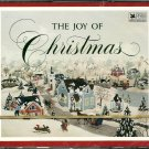 THE JOY OF CHRISTMAS (3 CD) Reader's Digest Orchestras and Chorale Groups Xmas song (MINT)