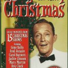 A BING CROSBY CHRISTMAS (VHS) - Great Moments from 15 Christmas shows - Xmas - Factory Sealed