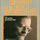 BEST OF ROGER WHITTAKER (8-TRACK TAPE) 72 Greatest Hits Reader's Digest