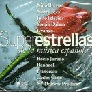 SUPERESTRELLAS DE LA MUSICA ESPANOLA (5 CD) Reader's Digest Julio Iglesias, Dyango, Raphael