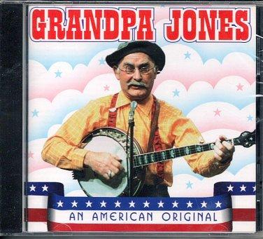 GRANDPA JONES (1 CD) AN AMERICAN ORIGINAL