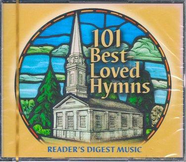 101 Best-Loved Hymns (4 CD) Reader's Digest Music