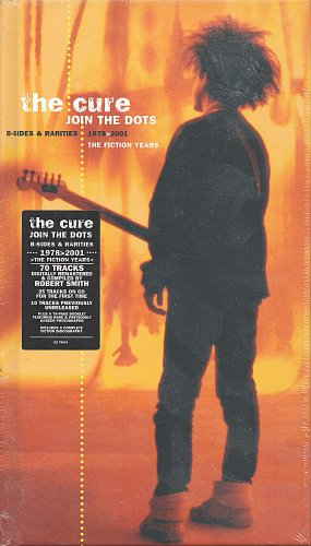 The Cure - Join the Dots (4 CD) B-Sides & Rarities 1978 -2001