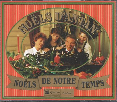 Noels D'Antan Noels De Notre Temps (3 CD) Reader's Digest Christmas Music