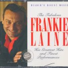 The Fabulous Frankie Laine - His Greatest Hits and Finest Performances (3 CD) Reader's Digest Music