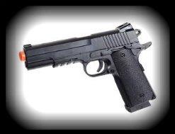 CYMA M1911 P662 Spring Airsoft Pistol FPS 160 Plastic