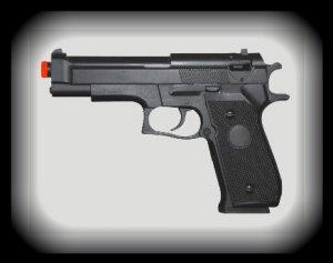 HFC Airsoft Spring HA-106B M9 Beretta M92F pistol gun