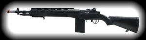 M160B2 AGM M14 Bolt Action Spring Airsoft Sniper Rifle