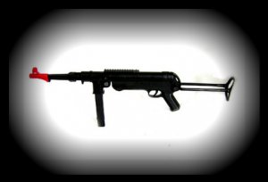Double Eagle M40 German MP40 WWII Airsoft Spring Rifle