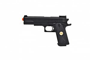 Double Eagle Colt .45 1911 Spring Airsoft Pistol P169