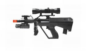 Double Eagle M45P mini Steyr AUG Spring Airsoft Rifle