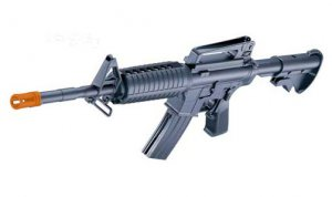 WELL D94S AEG M16 M4 Carbine Electric Airsoft Rifle
