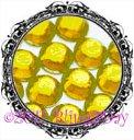 1440 3MM CITRINE Yellow Rhinestones Iron on Hot Fix 10 gross - 10ss ss10