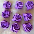 12 Origami Kawasaki Roses Handmade Flower Craft Gift