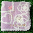 Clathas Rose Handkerchief - Purple