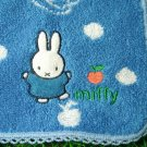 Miffy Handkerchief - Blue